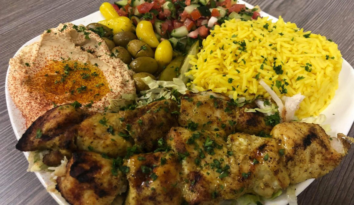 Chicken Kabob: Click here to add review